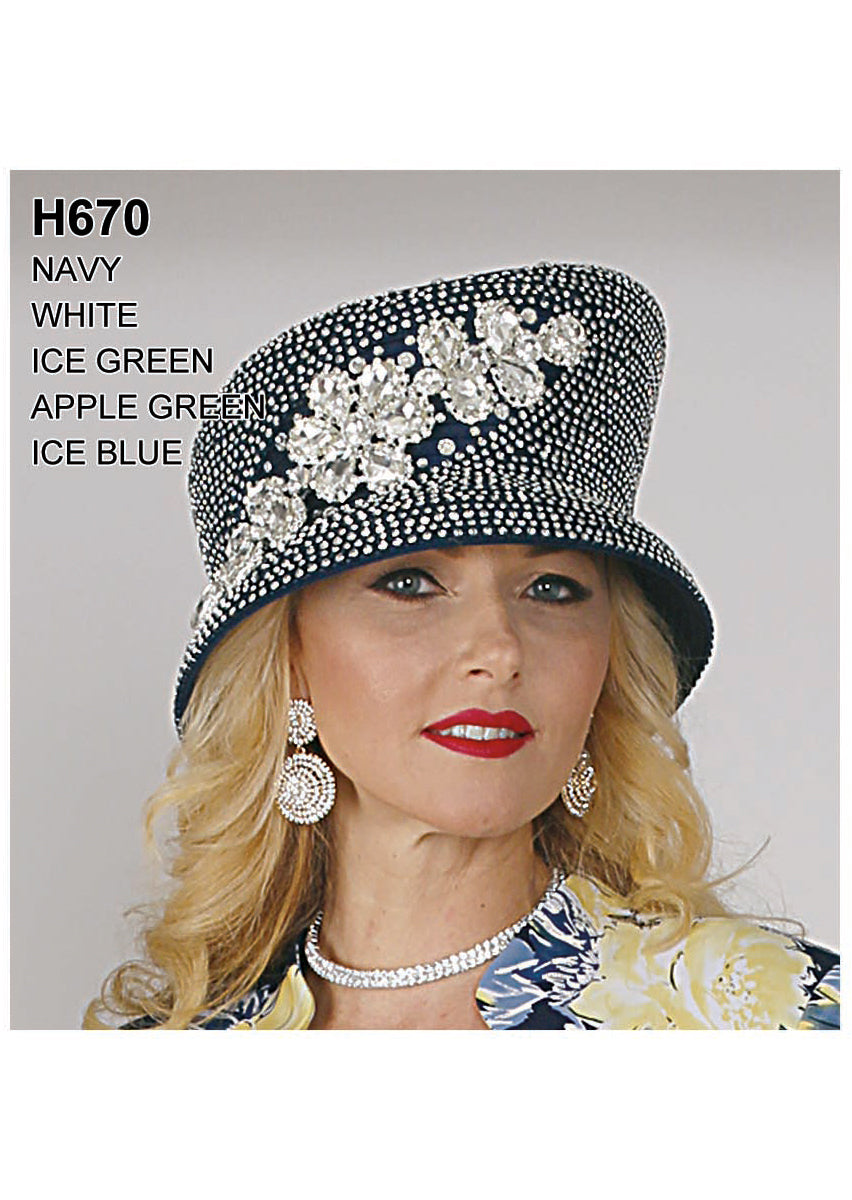Lily & Taylor Hat H670
