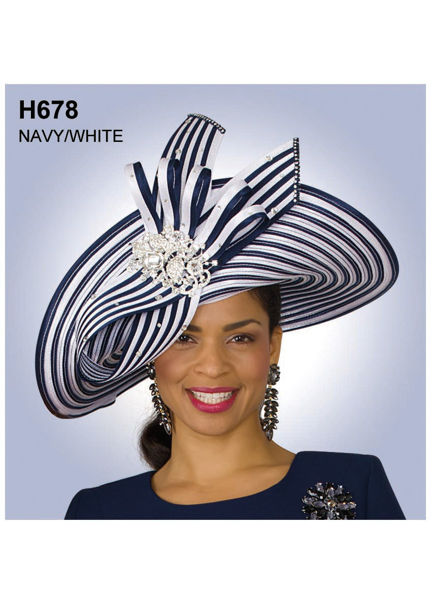 Lily & Taylor Hat H678