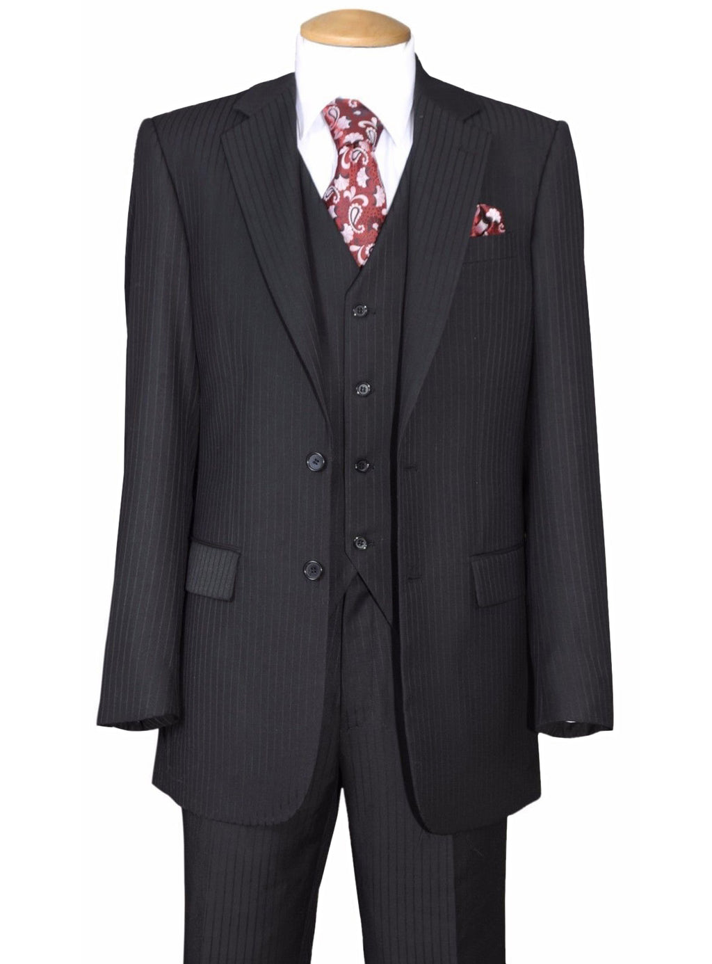 Shadow Stripe Suit