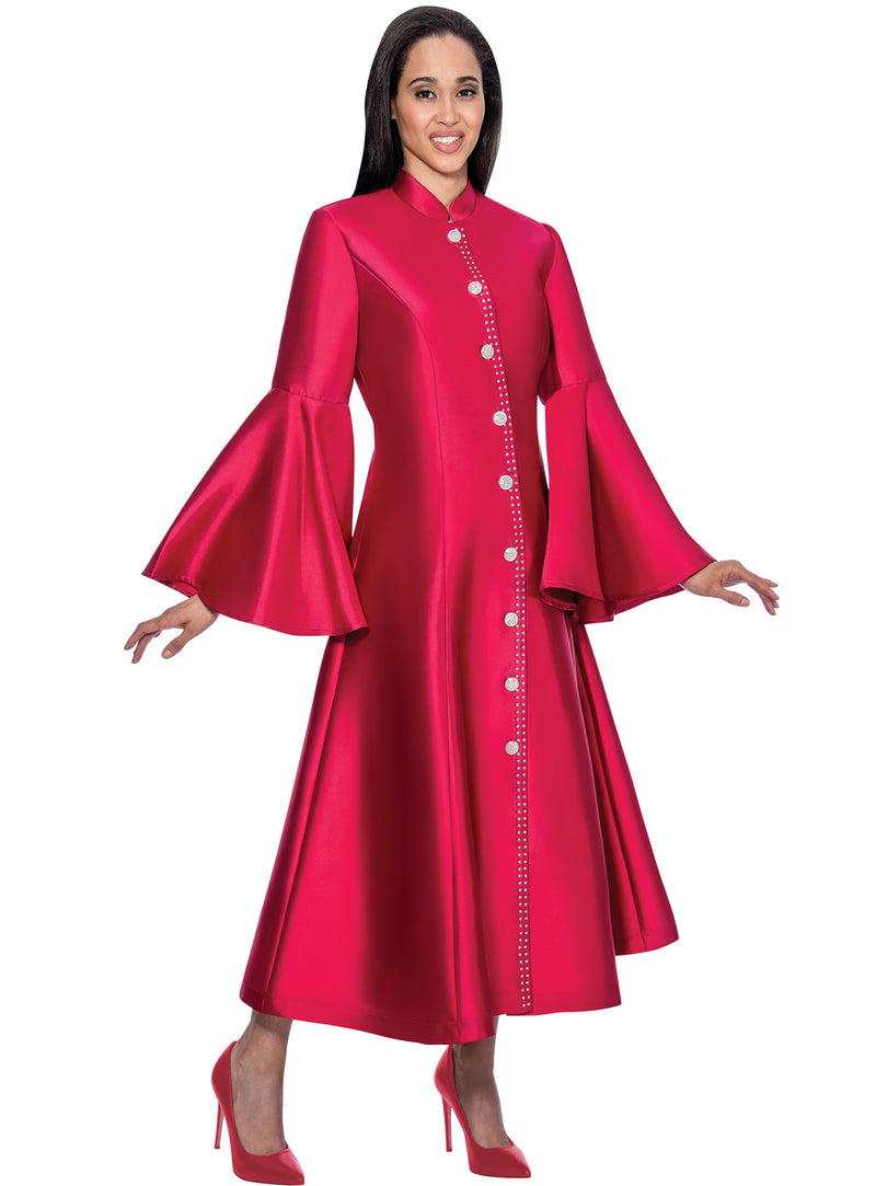 Flounce Sleeved Choir Robe