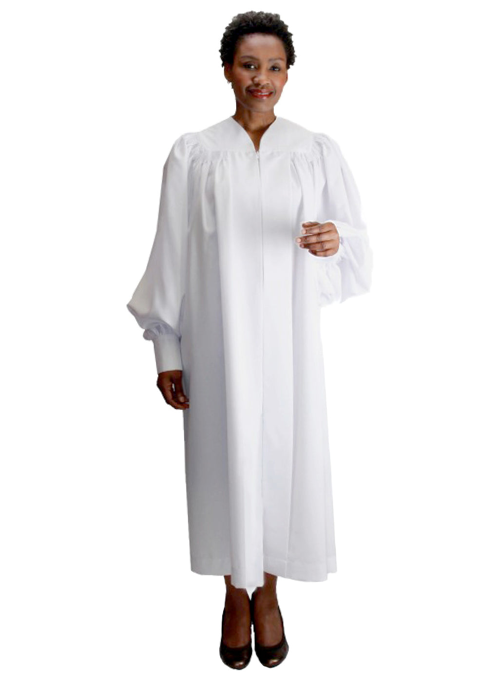 Cuffed Baptismal & Choir Robe