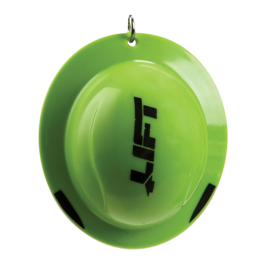 LIFT Safety - DAX Hard Hat Keychain