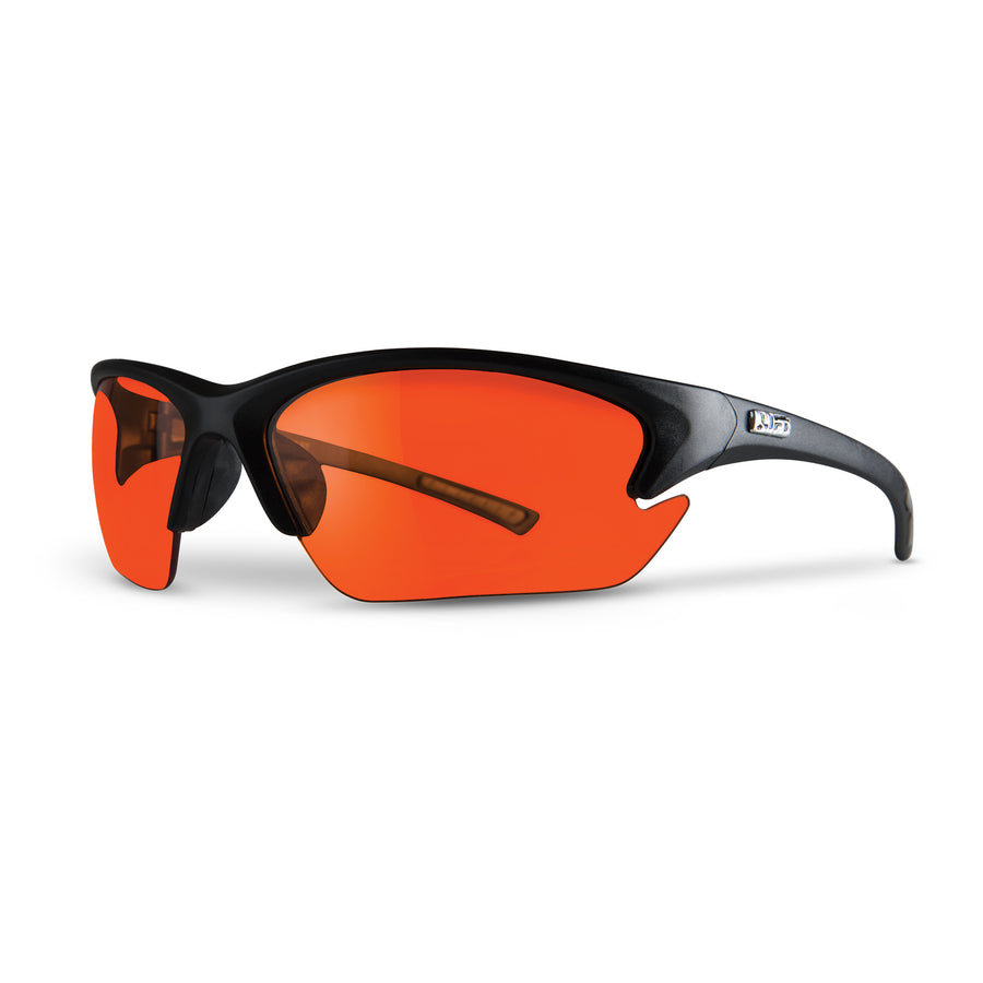 LIFT Safety - QUEST Safety Glasses - Black