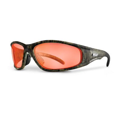 STROBE Safety Glasses - Camo - LIFT Safety - Industrial Gear