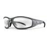 STROBE Safety Glasses - Silver - LIFT Safety - Industrial Gear