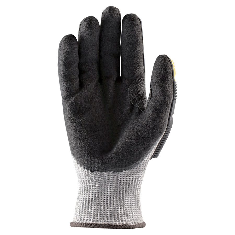 LIFT Safety - LIFT FIBERWIRE A5 IMPACT NITRILE MICROFOAM - Gloves