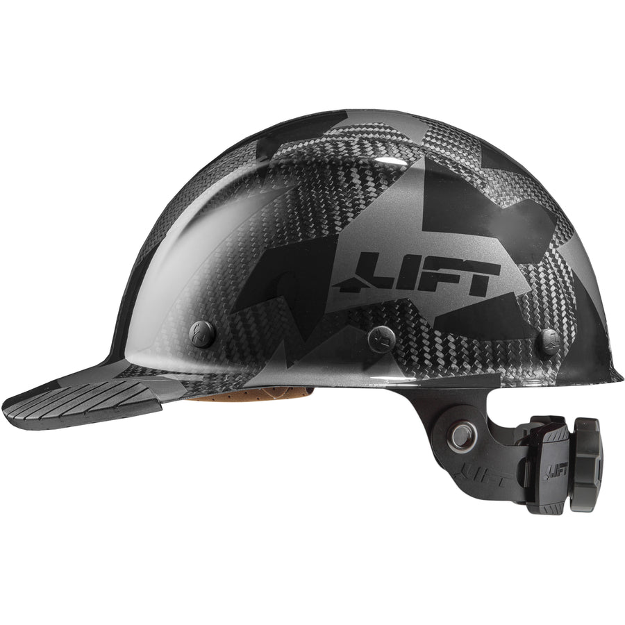 DAX Carbon Fiber Camo Cap - LIFT Safety