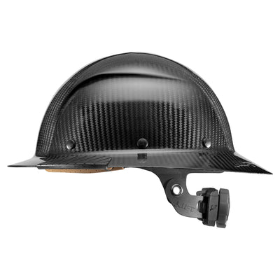 LIFT Safety - DAX Carbon Fiber<br>Full Brim Hardhat - Hard Hat