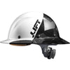 DAX Fifty 50 Carbon Fiber Camo Full Brim Hardhat - LIFT Safety