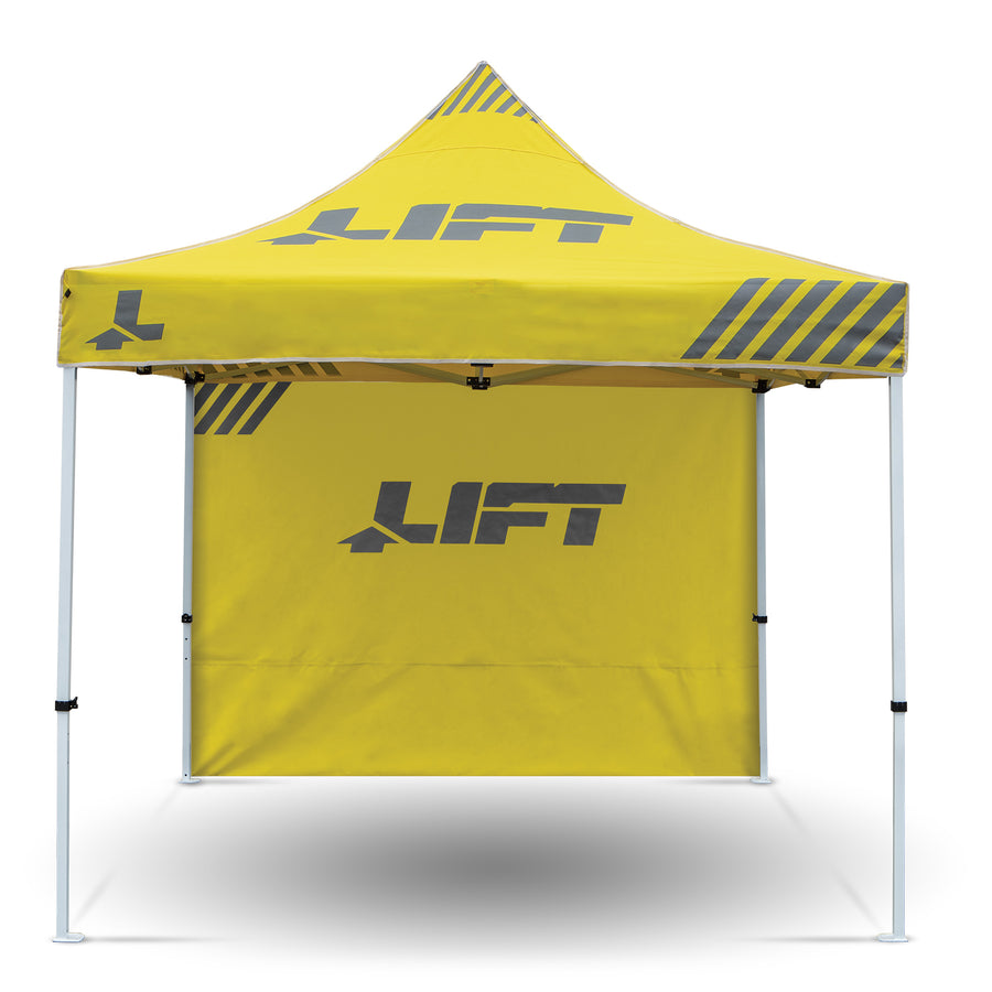 LIFT Safety - LIFT Safety Canopy - Side Wall - Pop-up Canopy