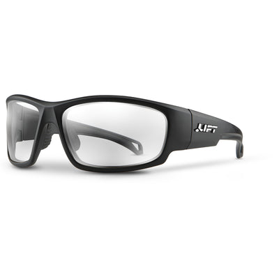 LIFT Safety - Phantom Safety Glasses - Matte Black