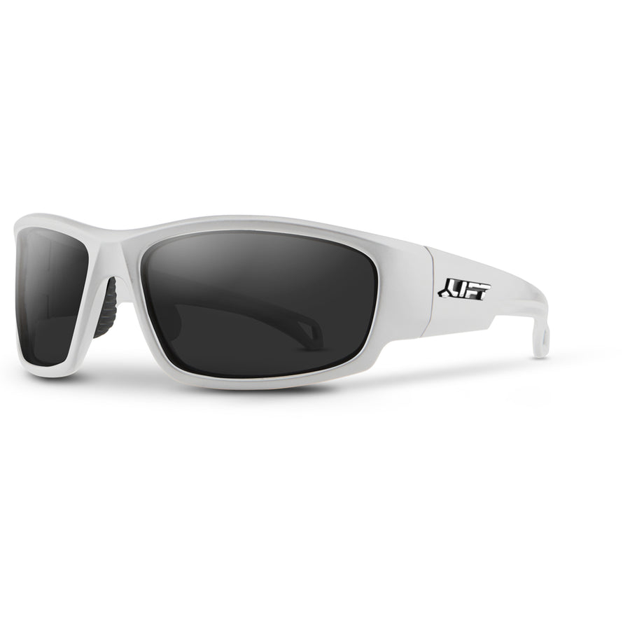LIFT Safety - Phantom Safety Glasses - White - Eye Wear