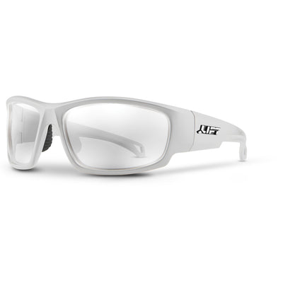 Phantom Safety Glasses - White