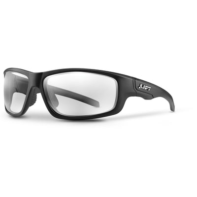 Sonic Safety Glasses - Matte Black