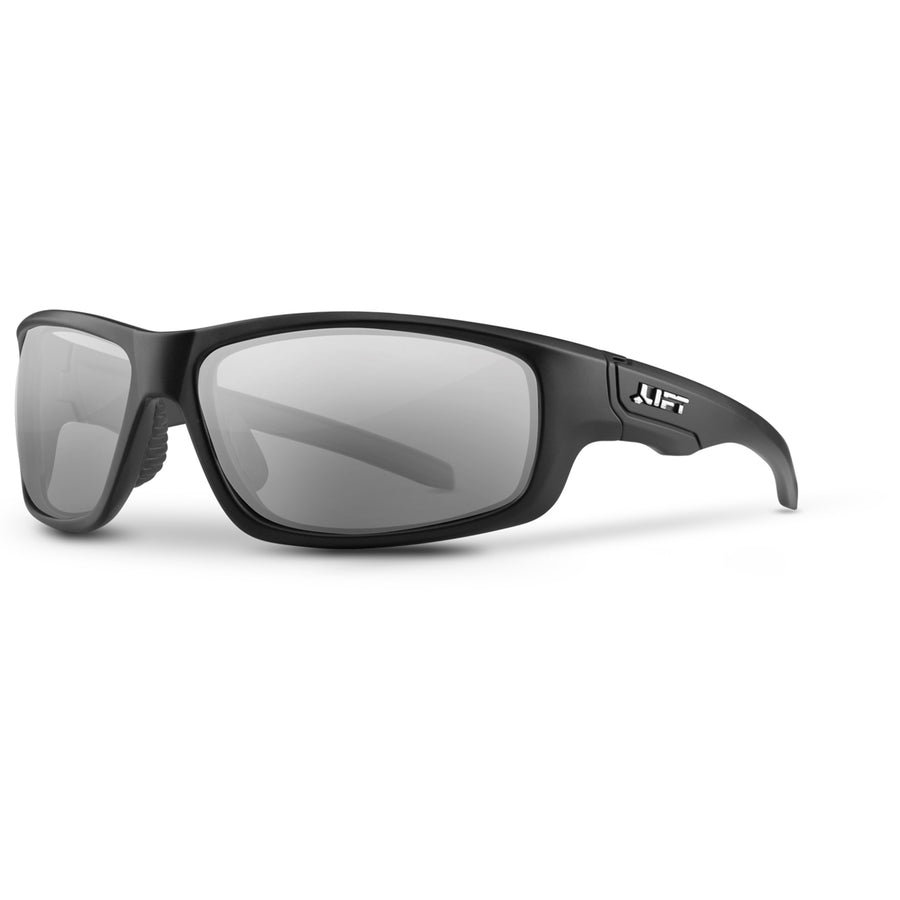 LIFT Safety - Sonic Safety Glasses - Matte Black - Eye Wear