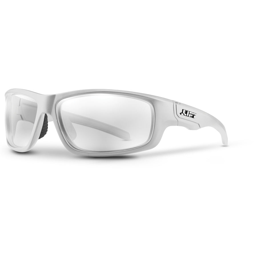 LIFT Safety - Sonic Safety Glasses - White - Eye Wear