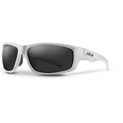 Sonic Safety Glasses - White