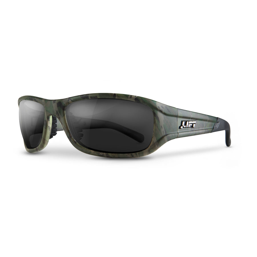 ALIAS Safety Glasses - Camo - LIFT Safety - Industrial Gear