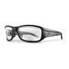 ALIAS Safety Glasses - Matte Black - LIFT Safety