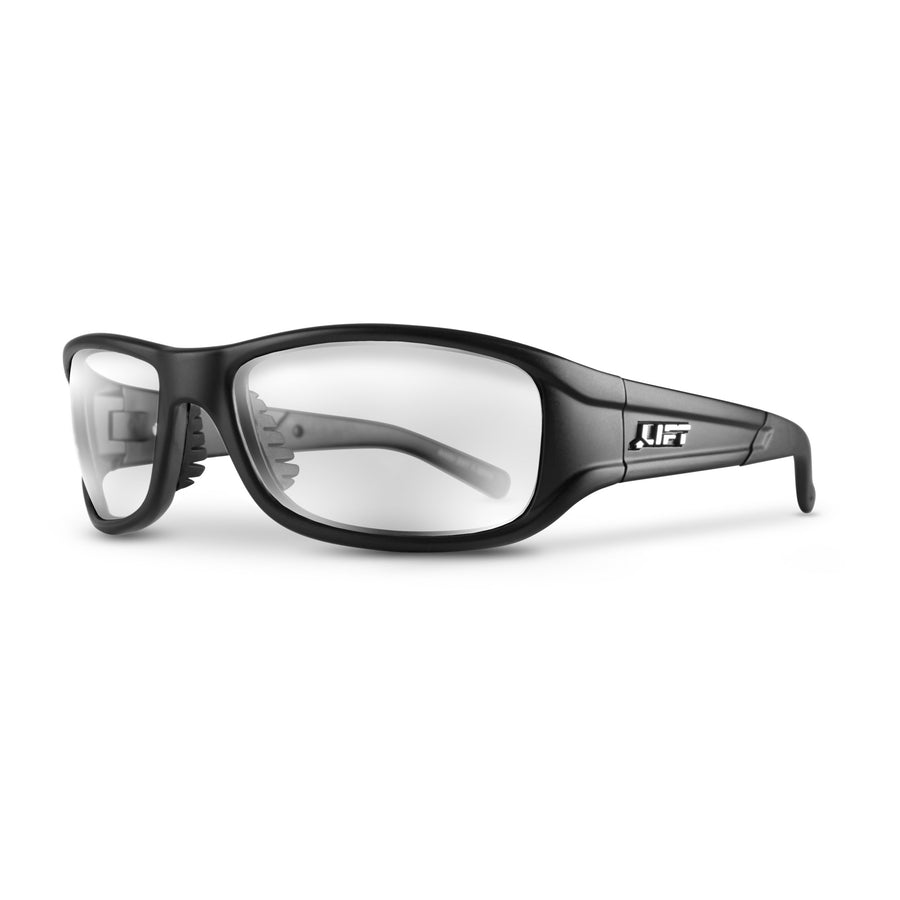 58bed72cfdf LIFT Safety - ALIAS Safety Glasses - Matte Black - Eye Wear