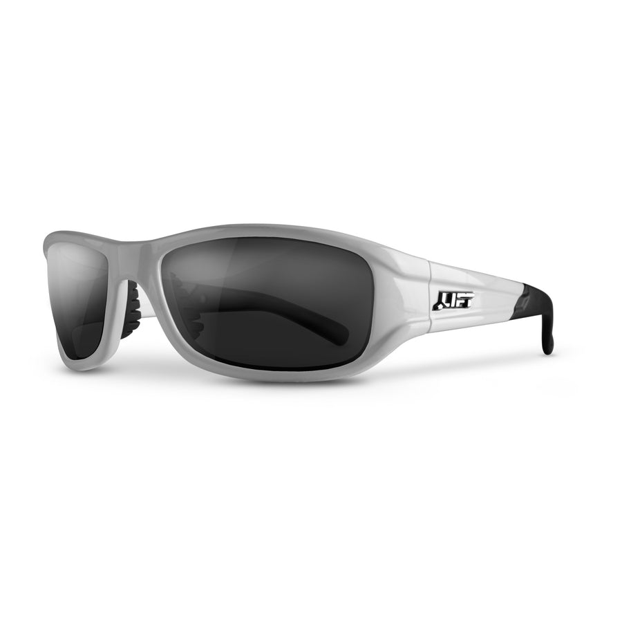 LIFT Safety - ALIAS Safety Glasses - White