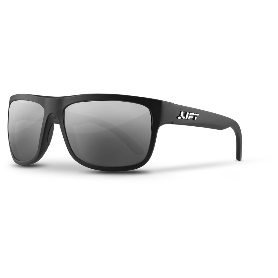 LIFT Safety - BANSHEE Safety Glasses - Matte Black - Eye Wear