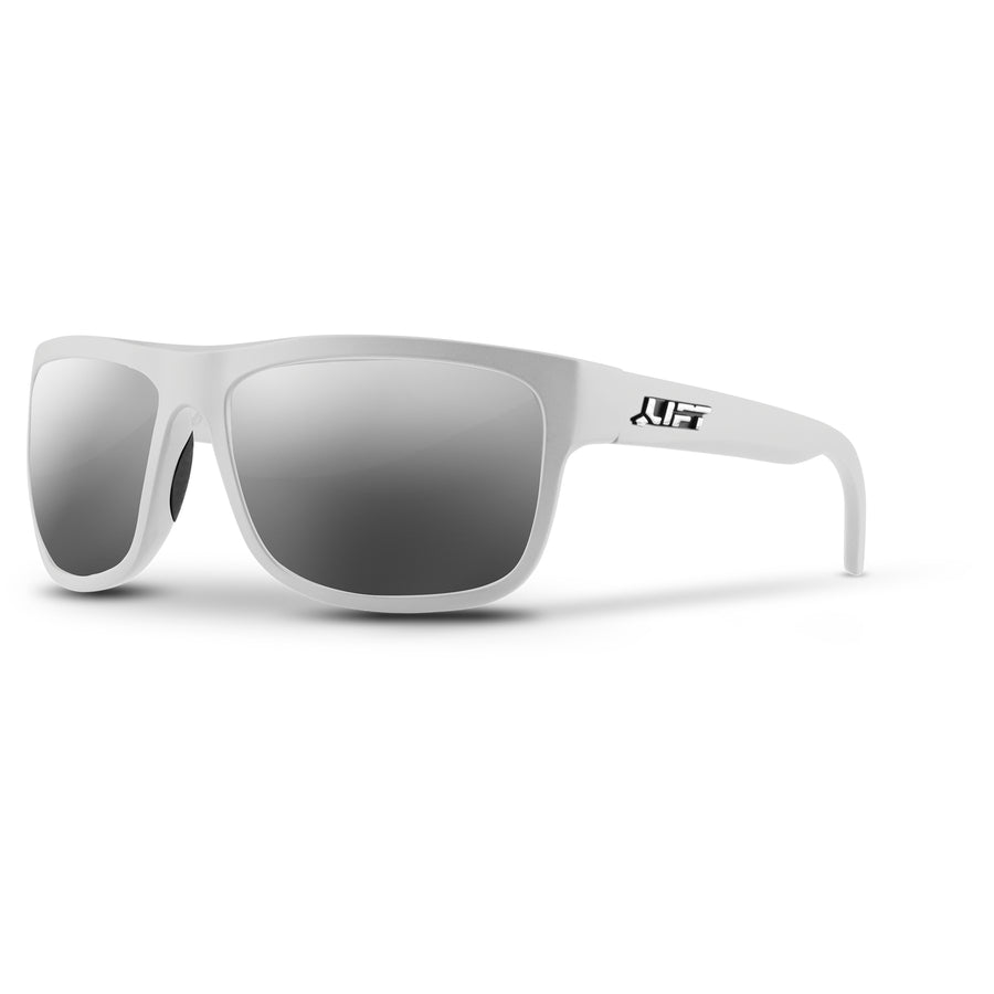 BANSHEE Safety Glasses - White - LIFT Safety - Industrial Gear