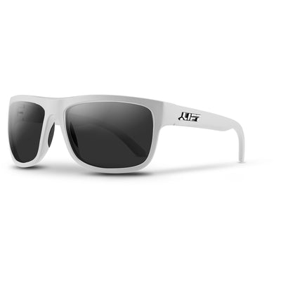 BANSHEE Safety Glasses - White - LIFT Safety