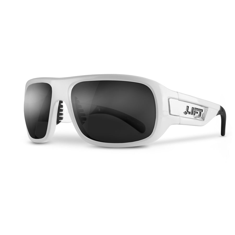 BOLD Safety Glasses - White - LIFT Safety - Industrial Gear