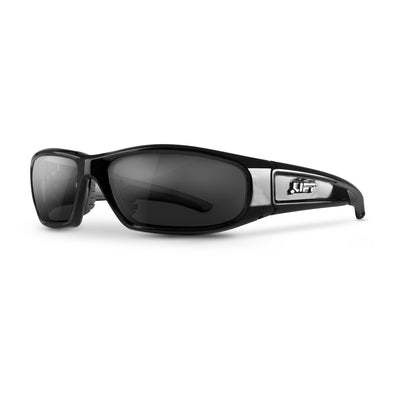 LIFT Safety - SWITCH Safety Glasses - Black