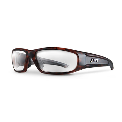 LIFT Safety - SWITCH Safety Glasses - Tortoise