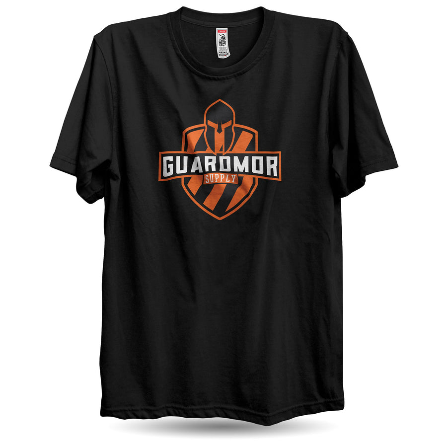 Guardmor Shield Black T-Shirt
