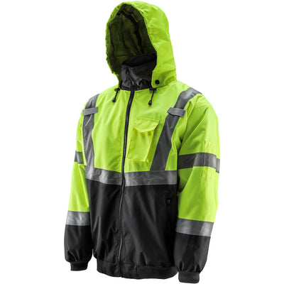 LIFT Safety - Hi-Viz Bomber Jacket