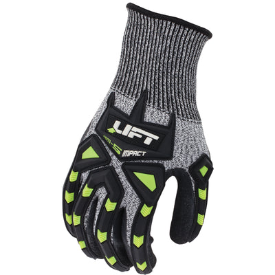 LIFT Safety - Chem-5 Glove Impact