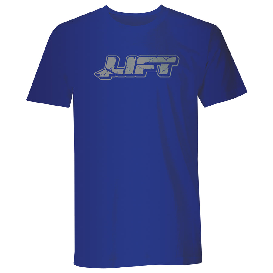 LIFT Safety - FRAMER T-Shirt - Navy