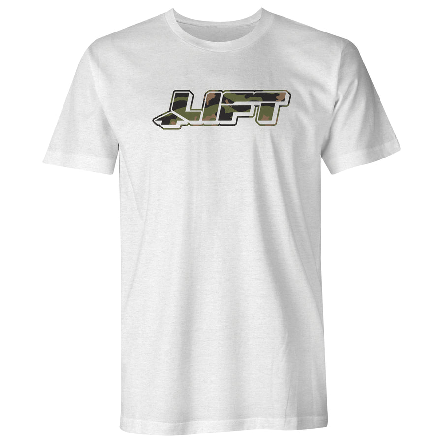 LIFT Safety - FRAMER T-Shirt - White