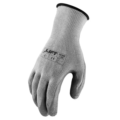 LIFT Safety - Palmer L-Tac Latex Crinkle Gloves