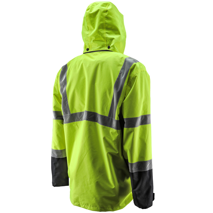 LIFT Safety - Hi-Viz Parka Jacket - Jacket