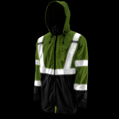 LIFT Safety - Hi-Viz Parka Jacket
