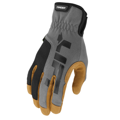 Trader Glove (Gray) - LIFT Safety - Industrial Gear