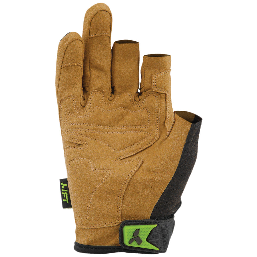 LIFT Safety - FRAMED Glove (Brown/Black) - Gloves