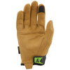 GRUNT Glove (Brown) - LIFT Safety - Industrial Gear