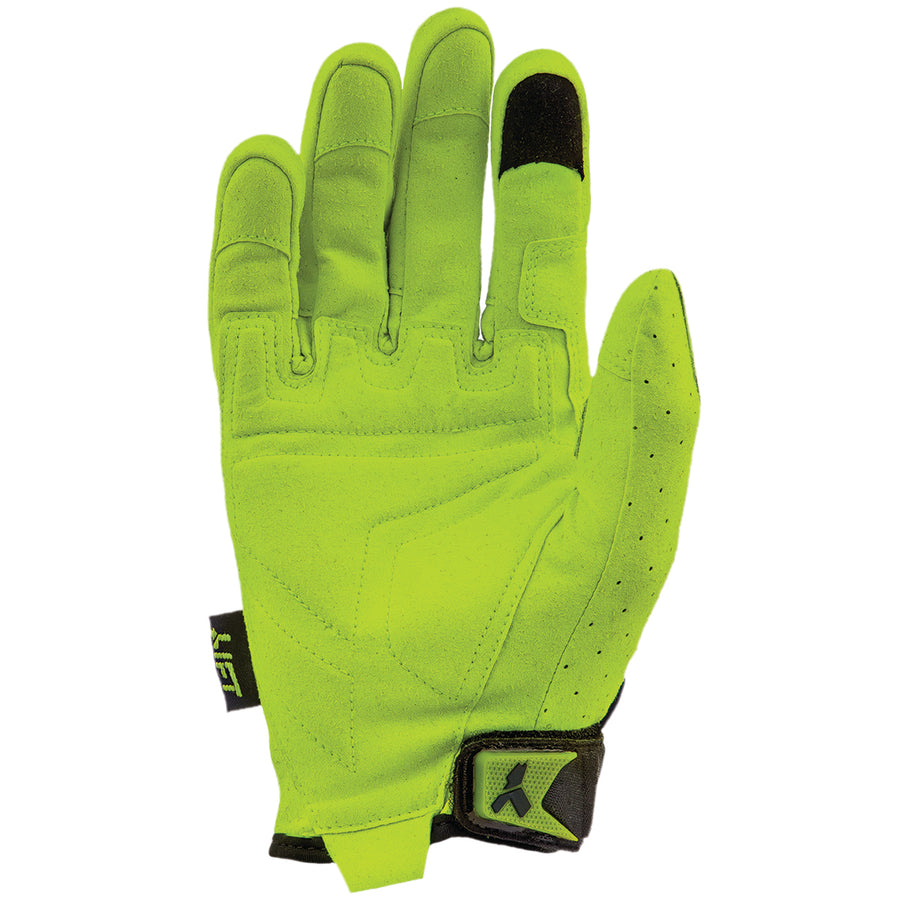 LIFT Safety - GRUNT Glove (Hi-Viz)