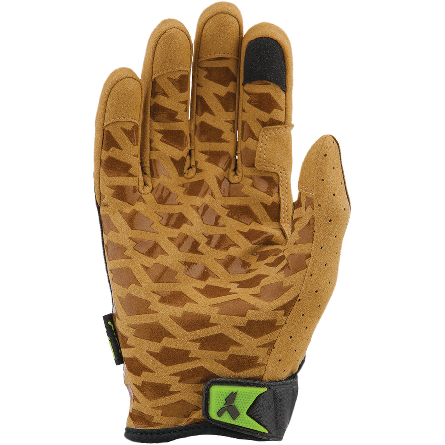 LIFT Safety - HANDLER Glove (Camo/Brown)