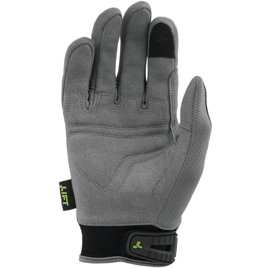 OPTION Glove (Grey) - LIFT Safety - Industrial Gear