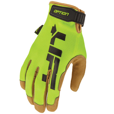 LIFT Safety - OPTION Winter Glove (Hi-Viz) with Thinsulate - Gloves