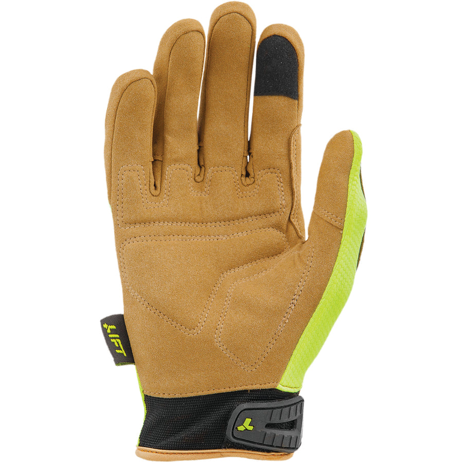 OPTION Winter Glove (Hi-Viz) with Thinsulate - LIFT Safety - Industrial Gear