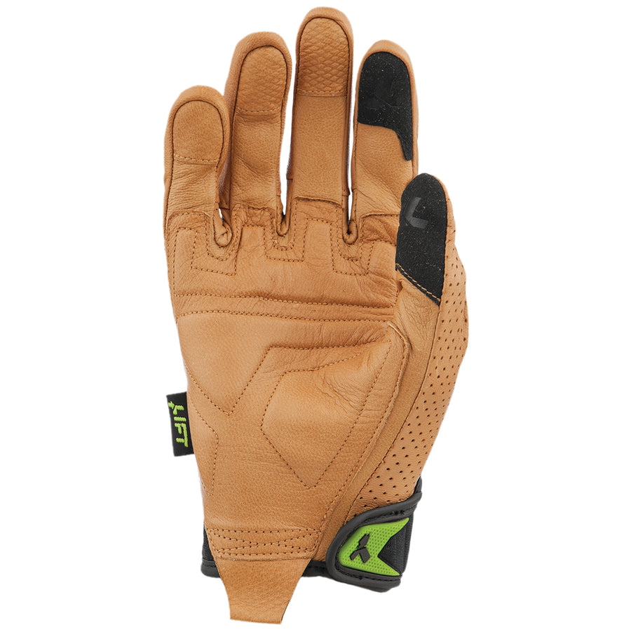 TACKER Glove (Brown/Black) - LIFT Safety - Industrial Gear