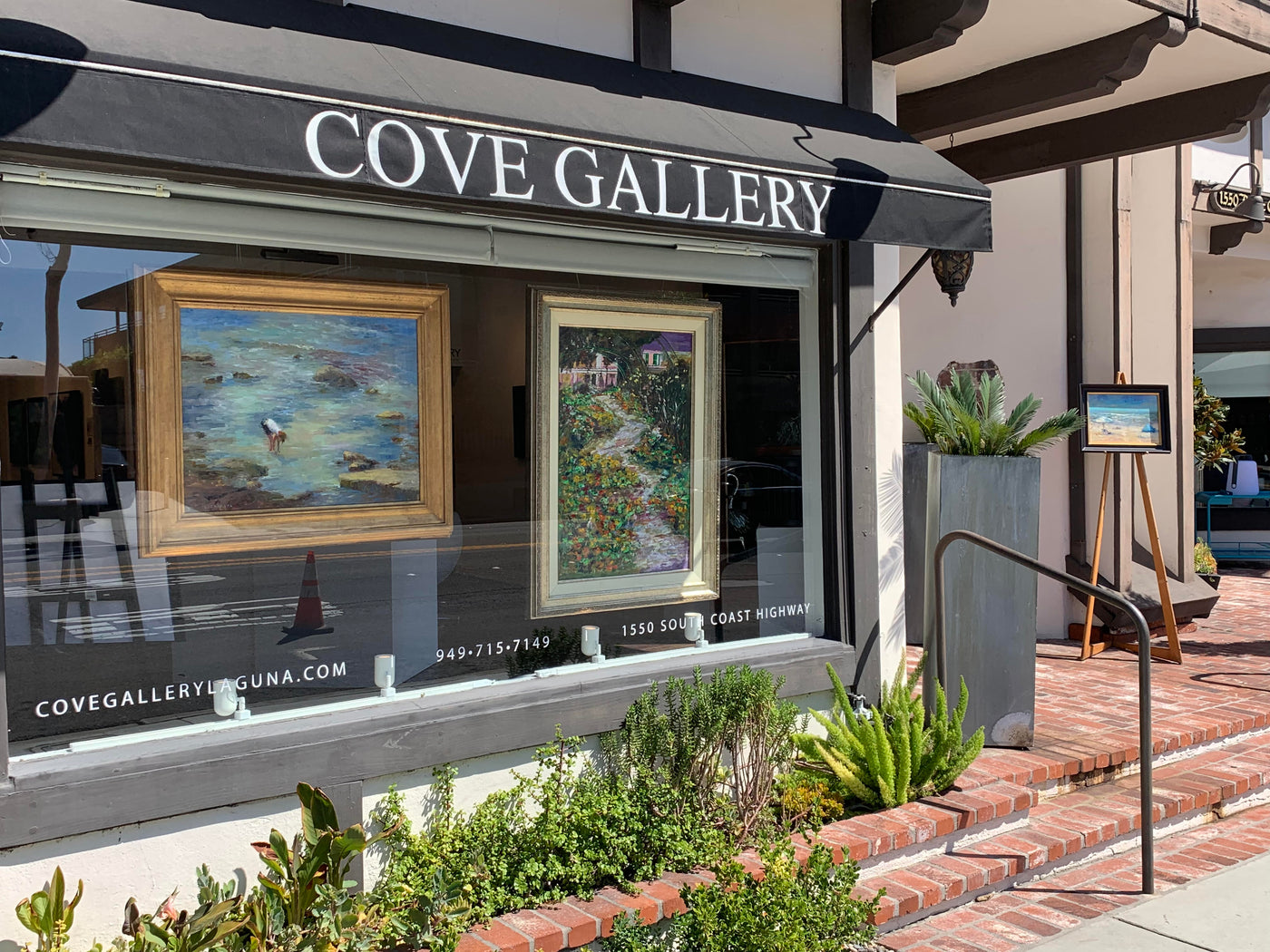 Joining Cove Gallery Laguna Beach