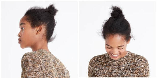 J.Crew Can't Style Black Hair. What were they thinking?